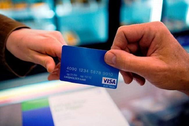 thẻ tín dụng visa