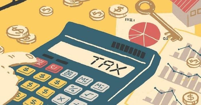thuế TNDN tạm nộp