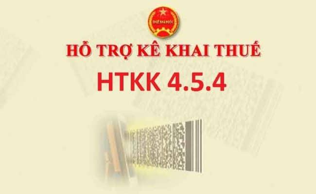 HTKK 4.5.4 ngày 19/03/2021
